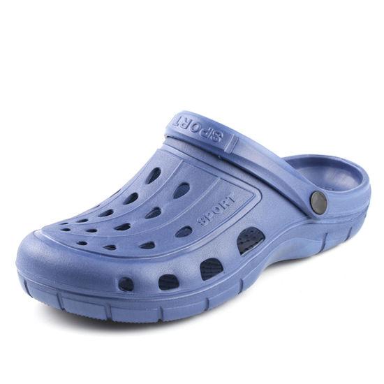 Summer Men S Garden Clogs Slippers Lightly Clog
