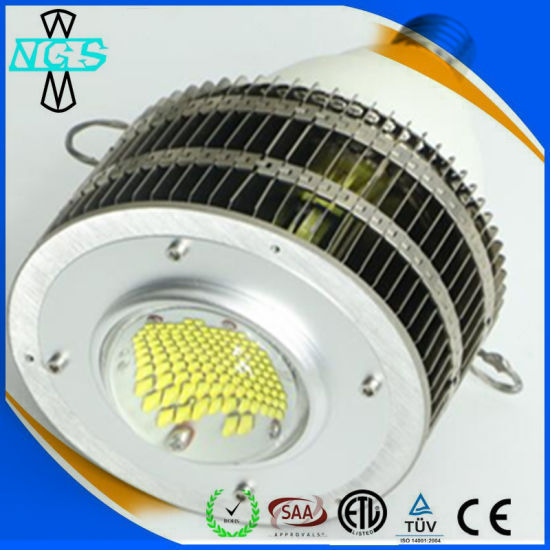 Supermarket Mall Gym Sports 150W 180W 200W 250W 300W Indoor COB LED High Bay Light Bulb pictures & photos