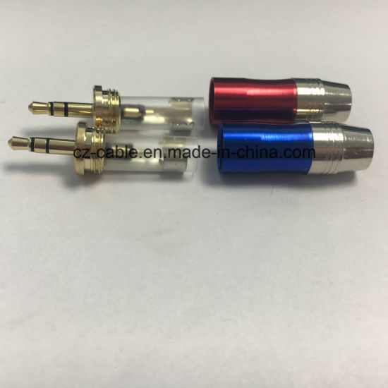 RCA Aluminum Connector, for AV/TV Adapter pictures & photos