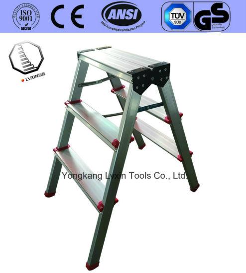 New Design Step Stool Aluminium Ladder