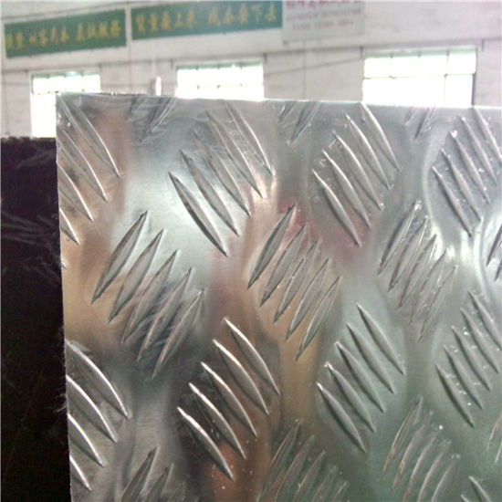 Anti Slip Aluminium Honeycomb Floor Panels pictures & photos