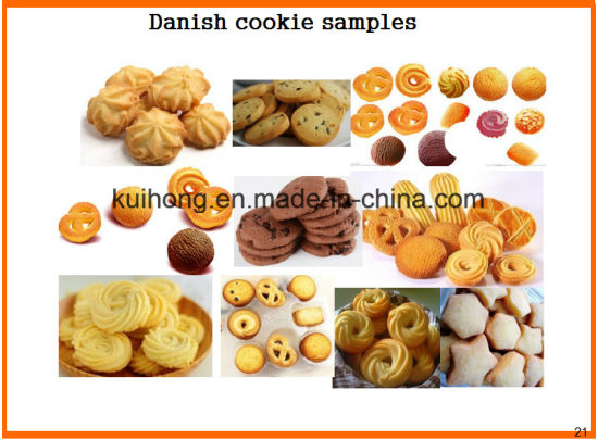 Kh 400 Ce Approved Manual Biscuit Maker Machine pictures & photos