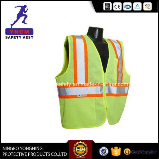Hi-Vis Reflective Safety Vests and Garments