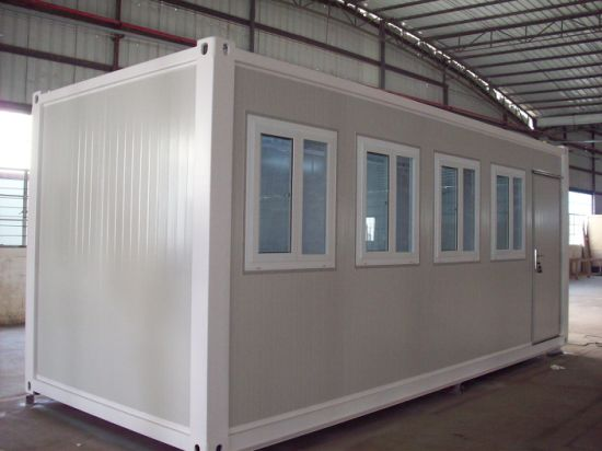 20FT Modular Prefab/Mobile Flat Pack container House for Dorm. pictures & photos