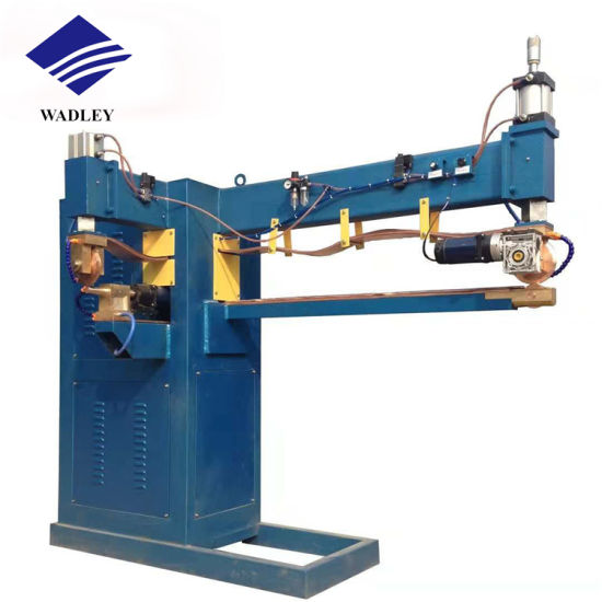 Semi Automatic Continuous Steel Sheet Rolling Seam Welder