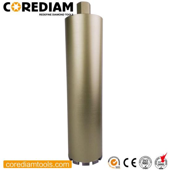 25mm - 350mm Diamond Core Drill Bit for Reinforced Concrete