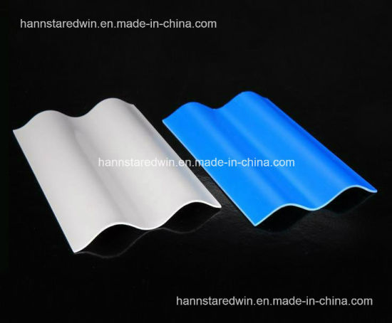 UPVC Trapezoid Roof Tile, Roofing Tiles in China, Roof Tile pictures & photos