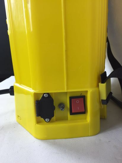 16L Battery & Manual Knapsack Sprayer for Agriculture (HX-16M) pictures & photos