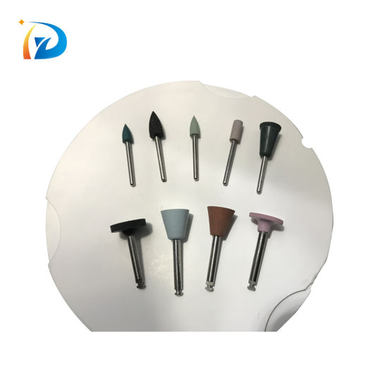 China Dental Products Diamond Turbo Grinder for Zirconia