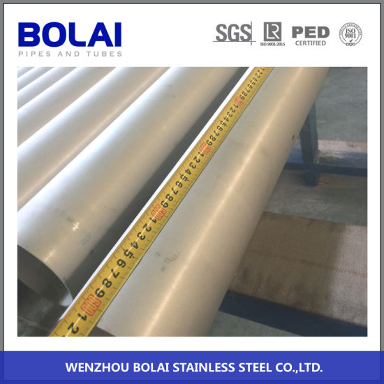 Tp310s ASTM312 ASTM213 Steel Pipe Cold Rolled Seamless Stainless Steel Pipe