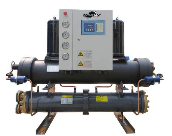High Effective Industrial Ground Source Oxidation Water Source Heat Pump