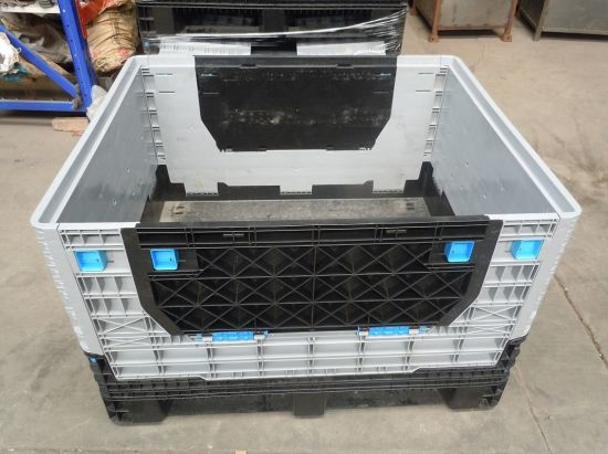 Large Plastic Pallet Storage Container pictures & photos