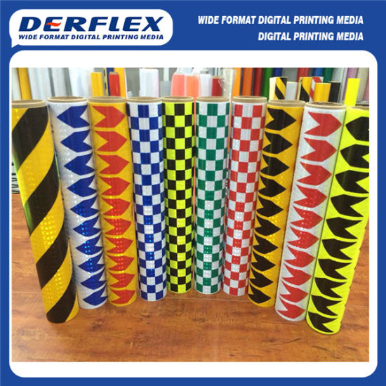 Reflective Fabric Tapes for Safety Signs pictures & photos