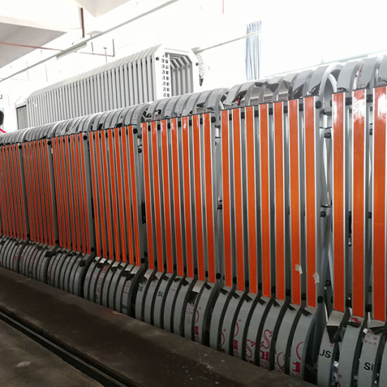 Safety Barrier with 3m Felective Taps and Brakes
