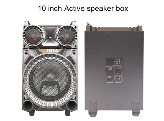 Remote Control 60watts RMS Support 10inch Speaker for Computer pictures & photos