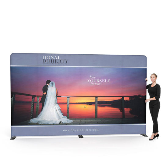 Portable Wedding Decoration Photography Booth Backdrop