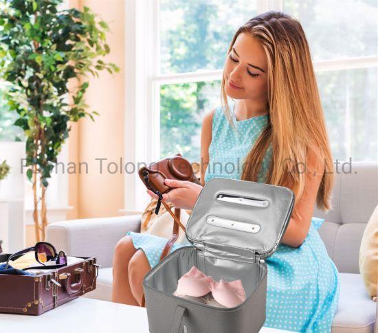 2020 Most Popular Multi-Function Disinfection Bag 3 Minute Sterilization UV Sterilizer Bag