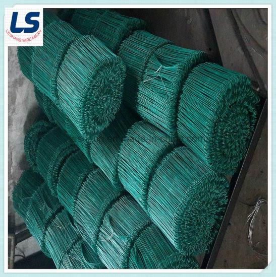 PVC-Coated Double Loop Tie Wire