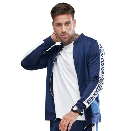 Wholesale Custom Design Men Suits for Sport pictures & photos
