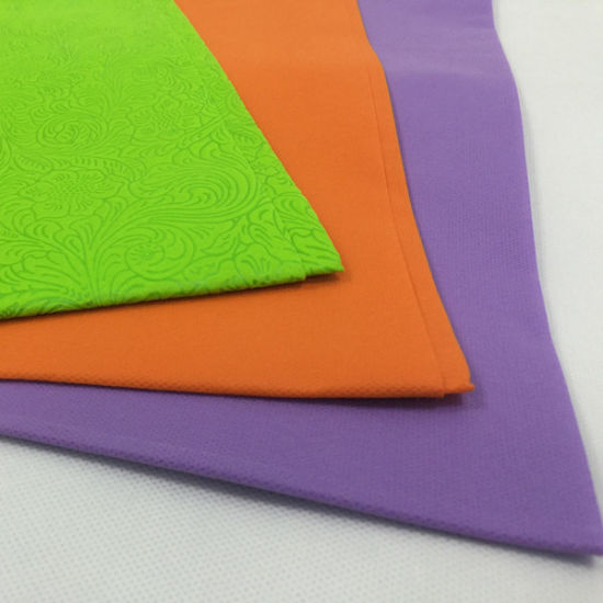 Wholesale High Quality Non Woven Polypropylene Fabric pictures & photos