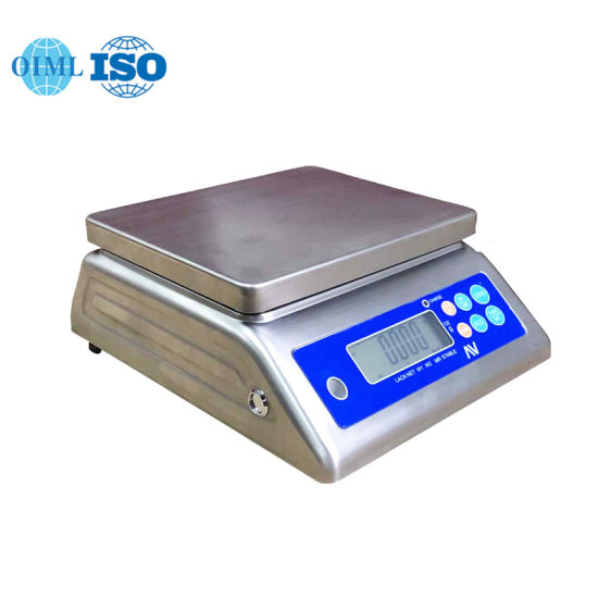 OIML Electronic Scale Waterproof Weighing Scale (AIPI-SS2)