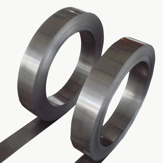 High Quality Cold Rolling Bimetal Band pictures & photos