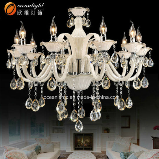 Italian Modern LED Chandelier Lighting (OM22012/8+4)