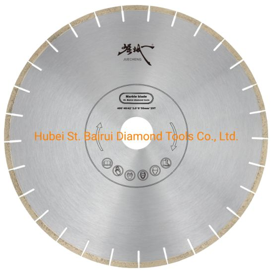 400mm Silent Diamond Blade for Cutting Marble