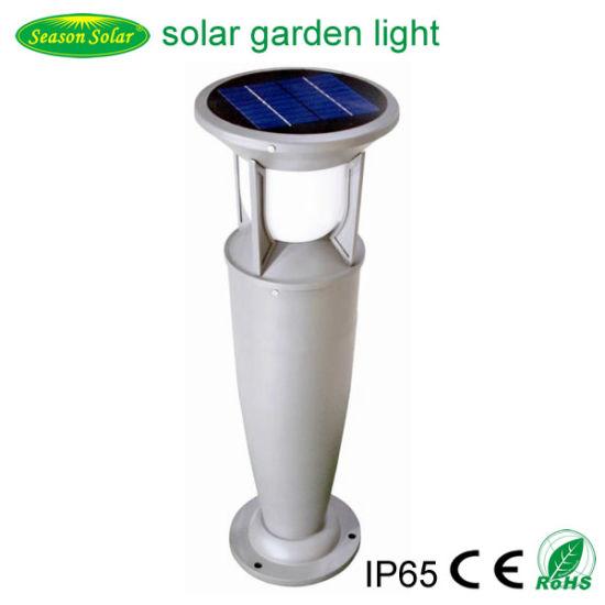 Smart Bollard Solar Product LED Decoration Lighting Outdoor Solar Garden Light with LED Lighting