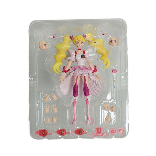 PVC Fresh Pretty Cure Cure Angel Peach Figure