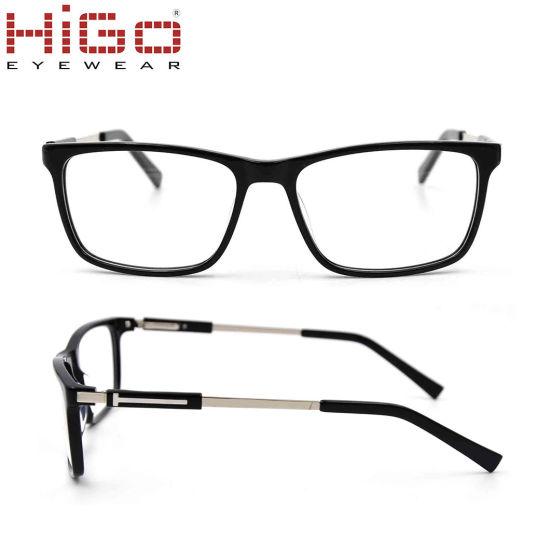 Acetate Material Rims Optical Eyeglasses Frames Manufacturers in ...