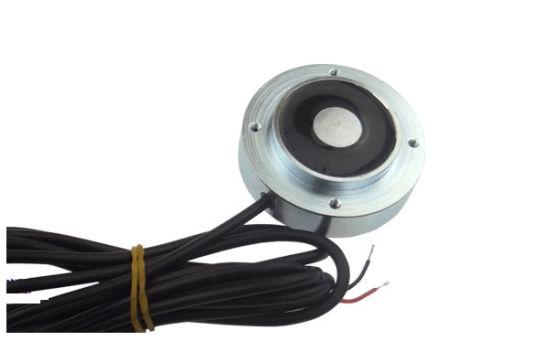 DC24V Circular Magnetic Disc Electromagnet