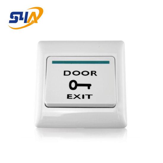 Access Control Push Exit Button