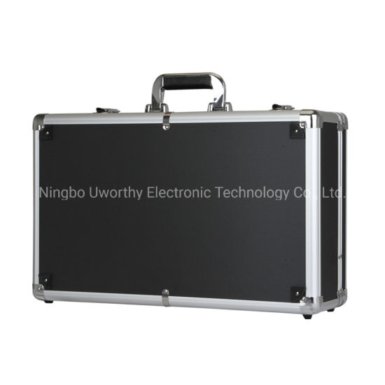 High Quality Custom Size Aluminum Flight Case with Foam Inside