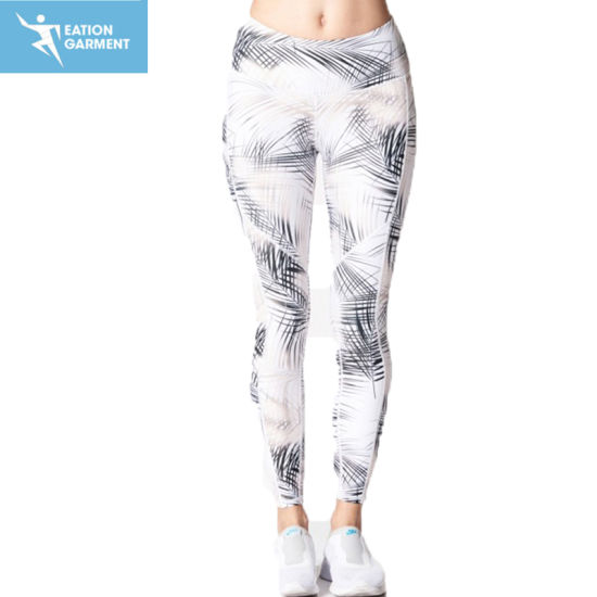 c9841f1a7 China Top Quality Digital Printing Knitted Gym Yoga Tights for ...