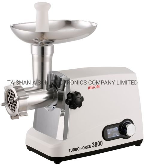 LCD Display Meat Mincer Grinder Big Power Home Appliance