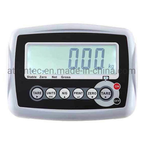 Large LCD Display High Precision Weighing Scale Indicator