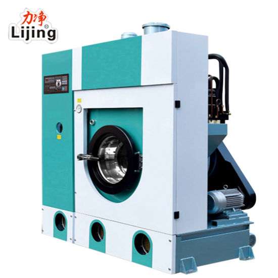 Hotsale 12kg Commercial Fully Automatic Dry Cleaning Machine