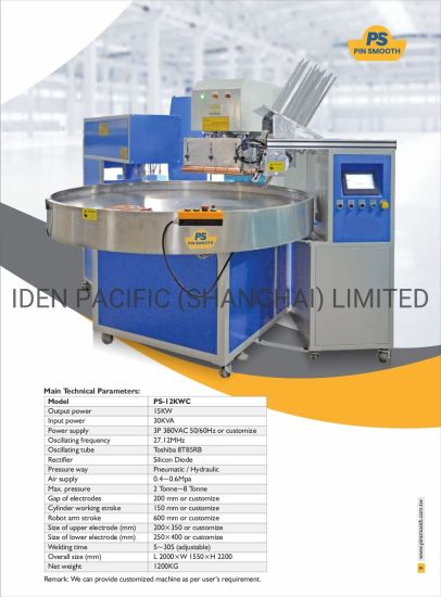 6 Station Rotary Type Blister Packing/ Sealing Machine