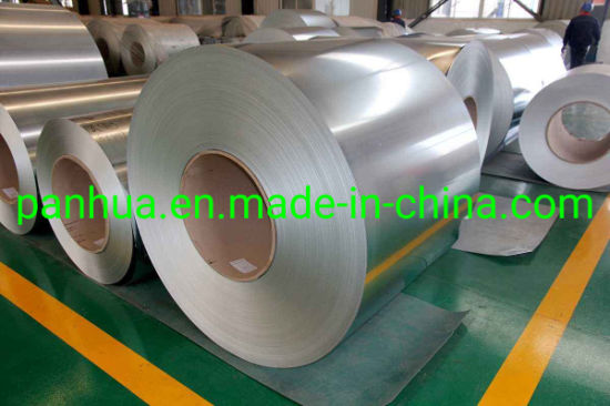 Color Cold Rolled Steel Coil From Chinese Steel Mill