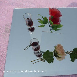 China Silver Mirror, Copper Free Mirror, Aluminum Mirror and Autique Mirror with High Qualiy
