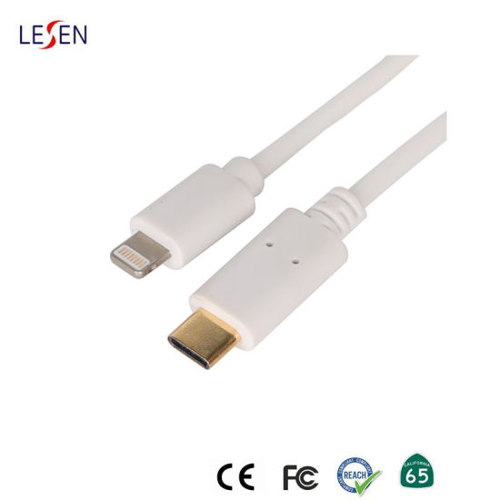 USB3.1 Type C to Lightning Cable