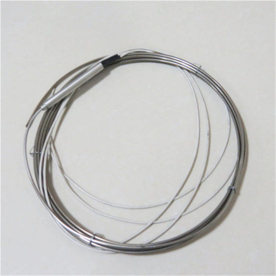 K Type Thermocouple Heat Element with Thermowell Temperature Sensor