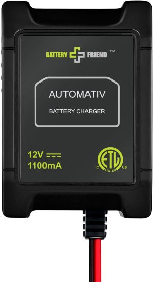 12V Car Battery Charger with Maintainer Samrt Automatic Battery Charger