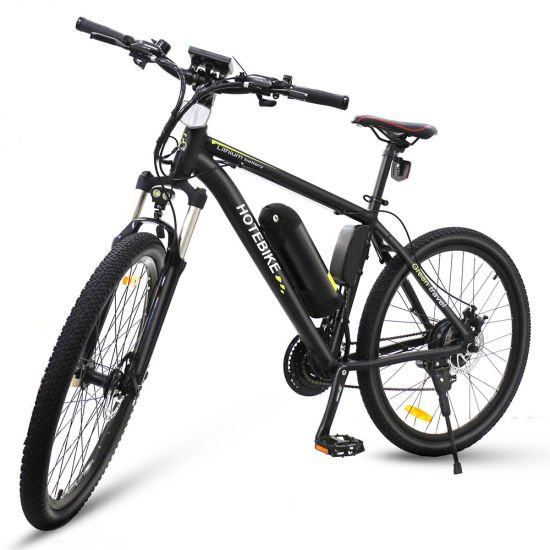 26'' 27.5'' 29'' 36V Lithium Battery Mountain Electric Bike