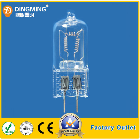64514L 120V 300W G6.35 Halogen Light