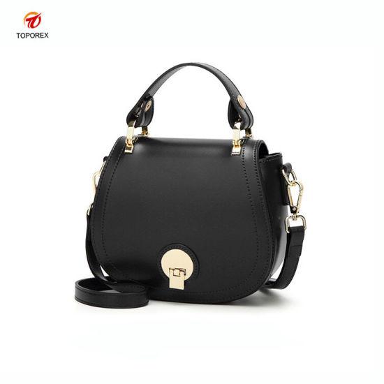 4190696c24 China Custom PU Leather Ladies Tote Bag Fashion Women Handbag ...