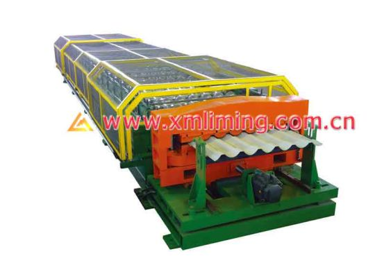 Liming Brand Flying-Press Roll Forming Machine