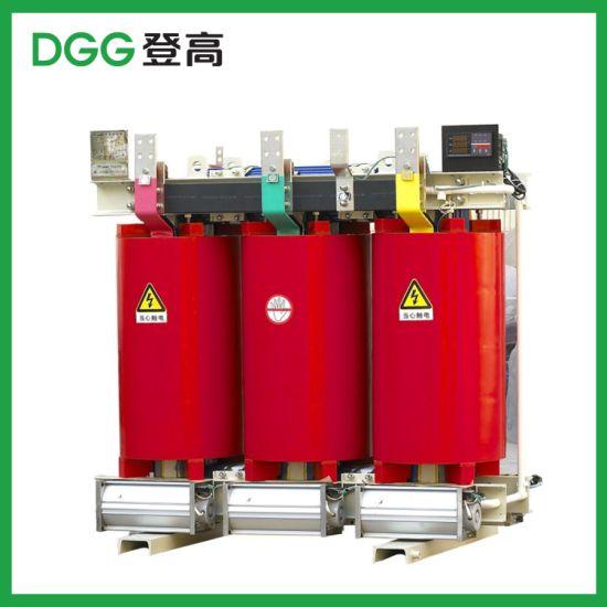 China Hot Sale 6 3kv 10kv Dry Type Transformer 250kVA Power