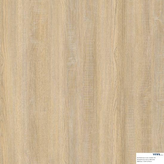 PVC film with Oak Wooden Grain Design